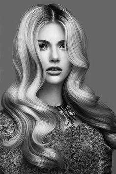 Katarina Hildebrandt » BLONDE WAVES