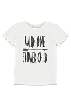 Girls Flower Child Tee (Kids)