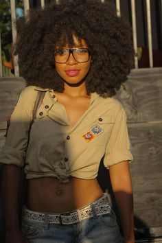Natural Hair Inspiration Photos.. | My Big Chop Journey: 3inches To 24 ...