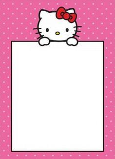 Foto Hello Kitty, Pink Hello Kitty, Hello Kitty Birthday, Hello Kitty Crafts, Hello Kitty Toys, Hello Kitty Themes, Hello Kitty Backgrounds, Hello Kitty Wallpaper, Toy Story Birthday