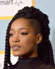 keke palmer 2016 ESSENCE Black Women In Hollywood Awards Luncheon - Red Carpet