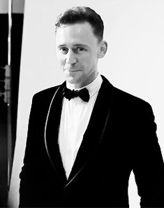 Tom Hiddleston. Click on the image for more.