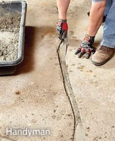 28 Best Repair Concrete Cracks Images In 2019 Concrete