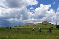 RockyFest is geared to ensure all mountain bikers get to enjoy a weekend of riding in very different surroundings.