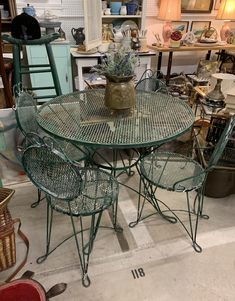 Patio Set On Sale   Was $280  Sale Price $140  50% OFF Sale Extended Through September 1  Vintage Affection Dealer #1680 Row C  East Fork Mall, Sunnyvale 613A Highway 80 East Sunnyvale, TX 75182