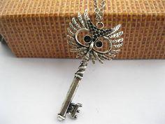 an owl key? done