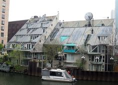 ArchitectureChicago PLUS: Buildings We've Grown to Love: Harry Weese's River Cottages