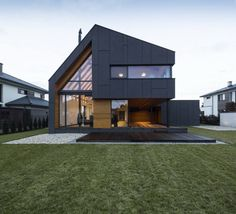 RYB house by BECZAK ARCHITEKCI 01