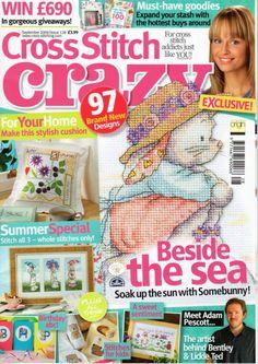 Cross Stitch Crazy 128