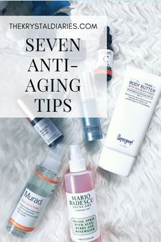 Seven Anti-Aging Tips // The Krystal Diaries #KoreanBeautyRoutine Anti Aging Tips, Best Anti Aging, Anti Aging Cream, Anti Aging Skin Care, Pole Dancing, Dancing Santa, Dancing Shoes, Skin Care Regimen, Skin Care Tips
