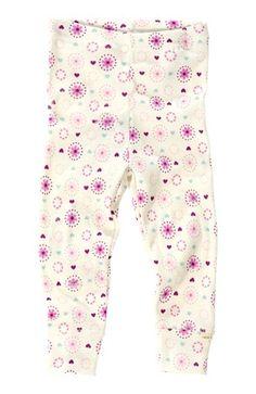 Fede Name it Leggings Willi Wool mini Offwhite Mønstret Name it Leggings til Børn & teenager i fantastisk kvalitet