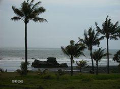 windy beach - Bali