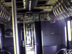 New York 1969 - subway
