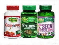 Linha de produtos emagrecedores naturais. #Gojiberry #fibraseca