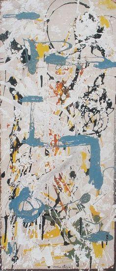 art-Walk — Jackson Pollock
