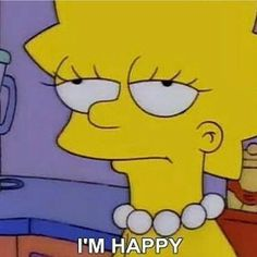 cartoon, mood e the simpsons immagine su We Heart It Simpson Wallpaper Iphone, Sad Wallpaper, Cartoon Wallpaper, Wallpaper Quotes, Cartoon Memes, Cartoon Pics, Funny Memes, Cartoons, Cartoon Drawings