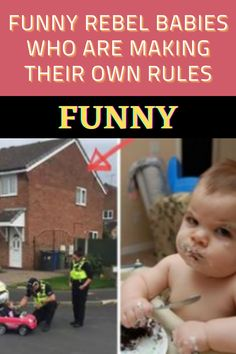 Funny Rebel Babies Who Are Making Their Own Rules Diy Crafts For Girls, Diy Arts And Crafts, Home Crafts, Amazing Life Hacks, Useful Life Hacks, Diy Furniture Projects, Diy Pallet Projects, Cute White Puppies, Funny Pins
