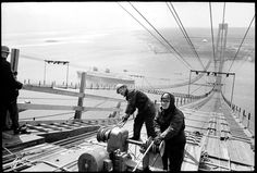 Never new that Danny DeVito helped build the Verrazano Bridge 1964