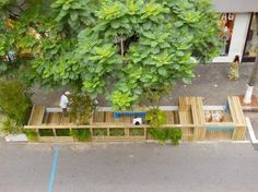 São Paulo, parklets, Sb Design Studio, Brazil, parking spaces turned into parks, green space, urban planning,