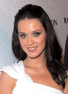 Katy Perry. She is so awesome.... She is inspiring and beautiful
