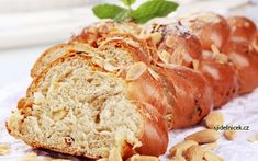 Healthy Meals To Cook, Healthy Recipes, Baguette Bread, Brioche Bread, Gluten Free Baking, Sweet Desserts, Sweet Bread, Cooking Time, Breakfast Recipes