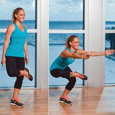 Fight the Fat and Win! - Top 10 Moves to Tone Your Trouble Zones - Shape Magazine