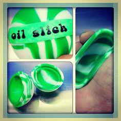 1st generation Oil Slick Balls #oilslick #oilslickball #oilslickballs #oilslickpads #420 #BHO #dabs #errl #710
