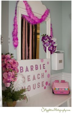 Barbie Beach Bachelorette Bash « Appletini Photography