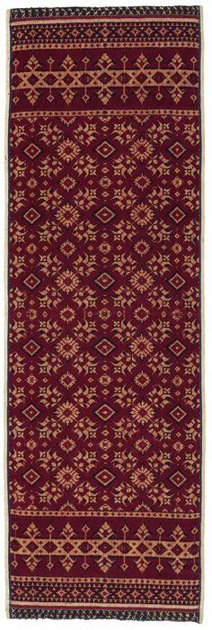 Ceremonial Tibet textiles