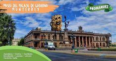 En #Promanuez te recomendamos el Museo del Palacio de Gobierno ;) que se localiza sobre el Paseo Santa Lucía y forma parte del complejo de tres museos junto al Museo de Historia Mexicana y el Museo del Noroeste.