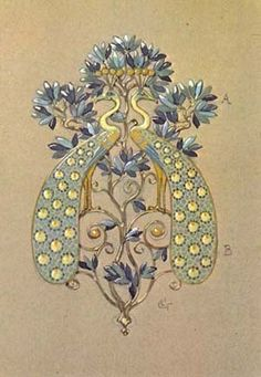 Art Nouveau diseny