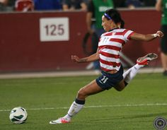 Sydney Leroux BEST NUMBER 11!!!