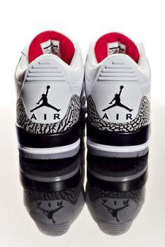 Jordan III Cement http://forinstantpurchase.com/sneakers