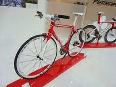 Not All the Bikes at EICMA 2012 in Milan were of the Motorized Variety
