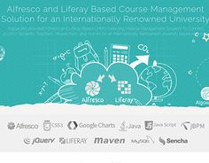 Web page design of Alfresco case study Enterprise Content Management, Page Design, Working On Myself, Case Study, New Work, Script, Behance, Gallery, Check