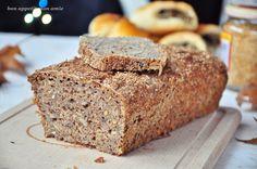 Bon appetit mon amie: Chleb orkiszowy pełen ziarenek