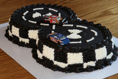 Birthday Cake Ideas for 8 Year Old Boys
