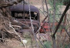 Exploring Arizona- abandoned, wrecked cars & trucks, old hiways, etc - Page 10 - THE H.A.M.B.