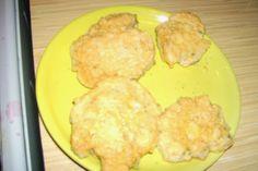 Placuszki chlebowe