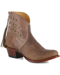 2ac8a76f Shyanne® Women's Stud Fashion Booties   Boot Barn Zapatos, Mujeres, Botas  Vaqueras Cortas