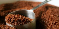 Don't Throw Out Your Leftover Coffee Grounds!