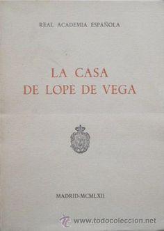La casa de Lope de Vega/Real Academia Española