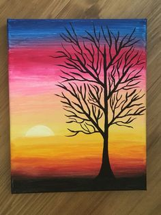 60 excellent but simple acrylic painting ideas for beginners rh pinterest com