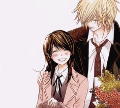 Teru and Kurosaki are so flippin' cute together >o<