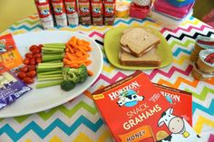 Back To School Lunch With Horizon Organic #HorizonSnacks