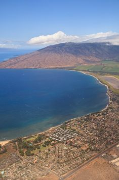 Kihei from Above