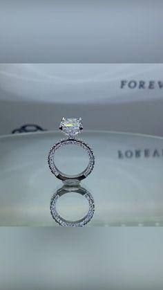 Diamond Wedding Bands, Diamond Rings, Wedding Jewelry, Wedding Rings, Cushion Cut Diamonds, Halo Engagement Rings, Fine Jewelry, Create, Bling Bling
