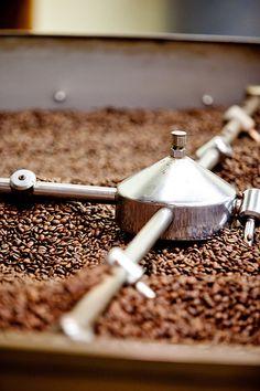 Saltspring Coffee Roasting Facility
