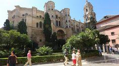 Cathédrale de Malaga - Costa del Sol (Espagne)
