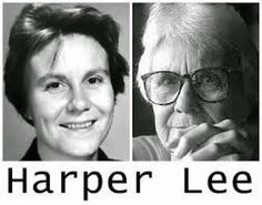 Nelle Harper Lee -- author: To Kill a Mockingbird and Go Set a Watchman -- 2 weeks of blogs, visit: mysmsbooks.wordpress.com